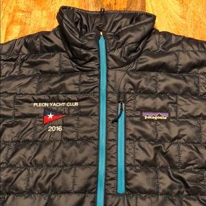 Patagonia Puffer Pullover— Men's XS